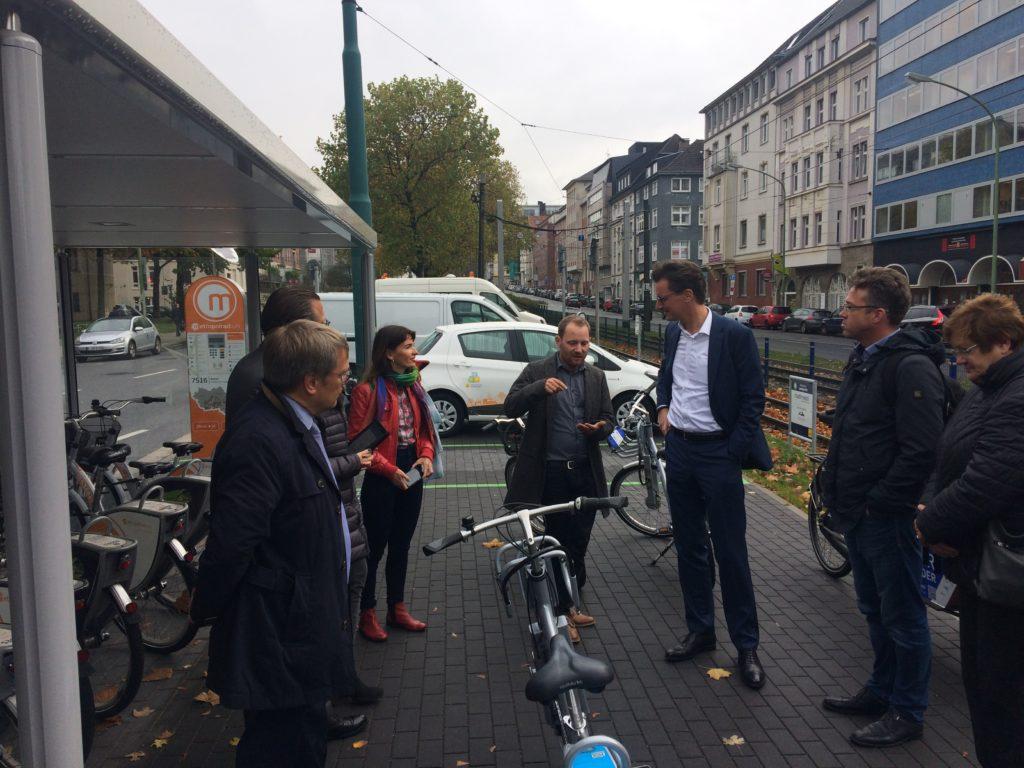 Dennis Steinbier erklärt Metropolradruhr
