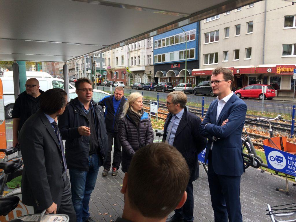 Ralf Kalupner CEO Nextbike