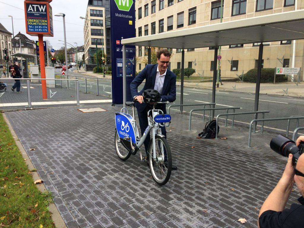 Hendrik Wüst Verkehrsminister