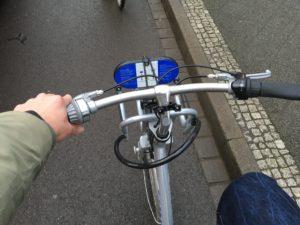 Testfahrt Nextbike