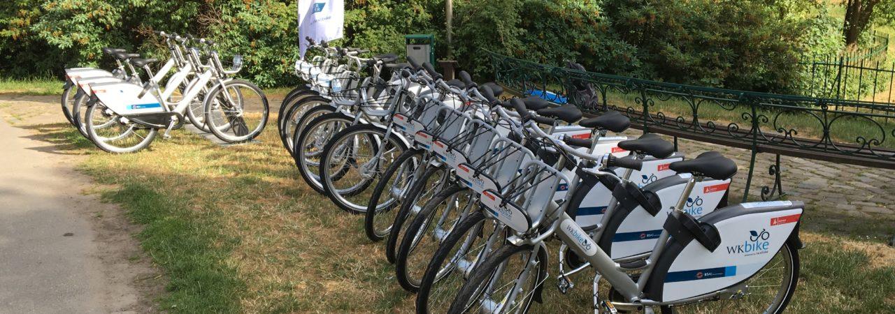 WK-Bike Start
