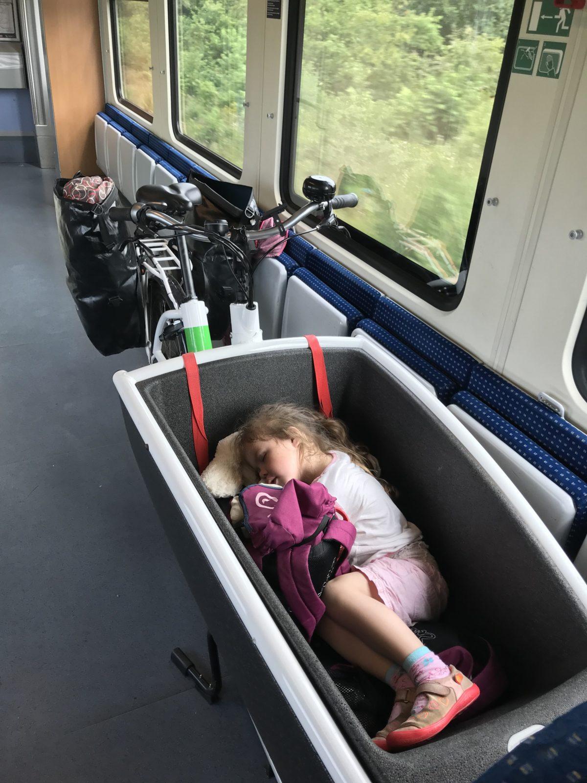 Reisetest - Erstmal kurz schlafen von Sylt nach Hamburg Altona