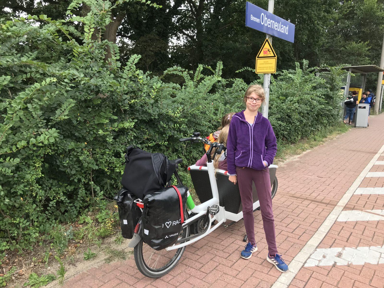 Bahnhof Bremen Oberneuland