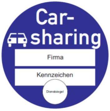 CarSharing Plaktette