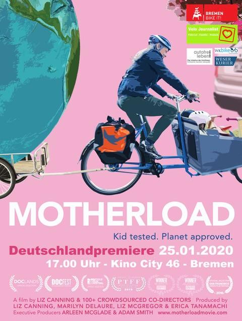 Motherload Premiere